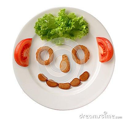 Free Funny Food Stock Image - 1470491