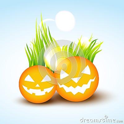 Funny halloween design