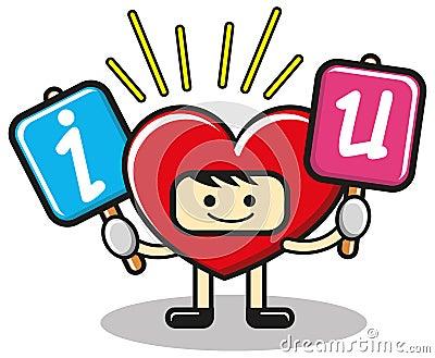 Funny heart