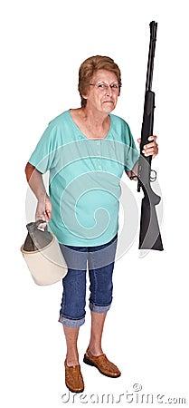 Funny Humor Trailer Park Trash Redneck Woman