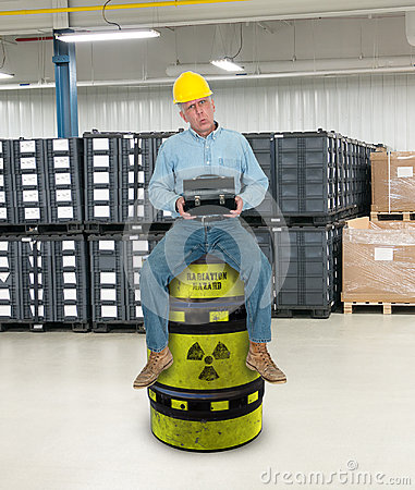 Free Funny Industrial Worker, Job Training Stock Image - 72729691