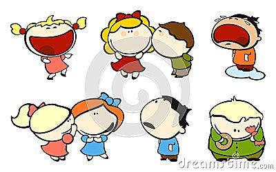 Funny kids #2 - love