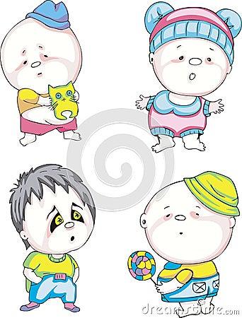 Funny kids - boys