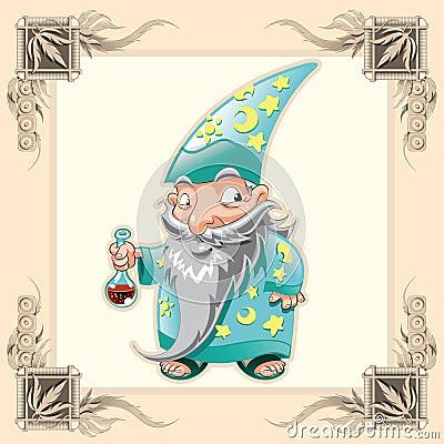 Funny Magician