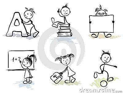 Funny Men - Schoolchild
