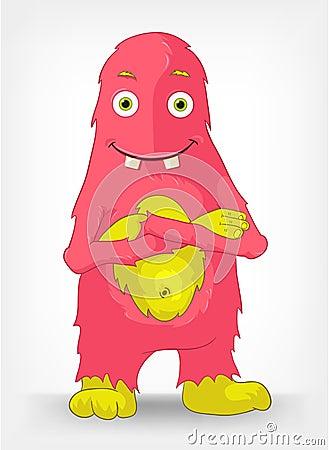 Funny Monster