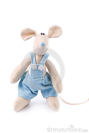 Funny mouse guy