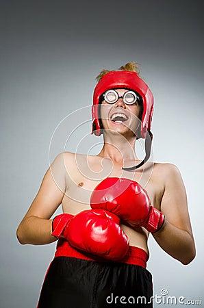 Funny nerd boxer