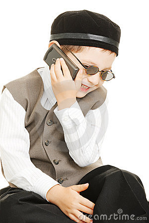 Funny phone chat