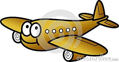 Funny plane