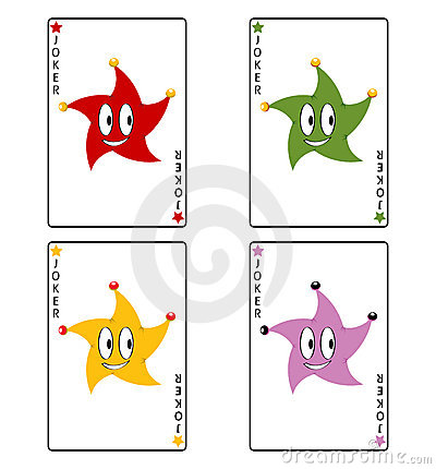 Funny poker playing cards