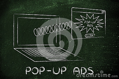 how to stop pop up ads on laptop