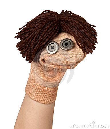Free Funny Puppet Smiling Stock Photos - 14495383