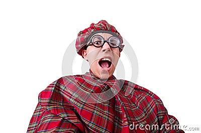 Funny scotsman