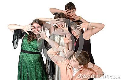 Funny Teens