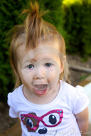 Free Funny Toddler Royalty Free Stock Photos - 65279828