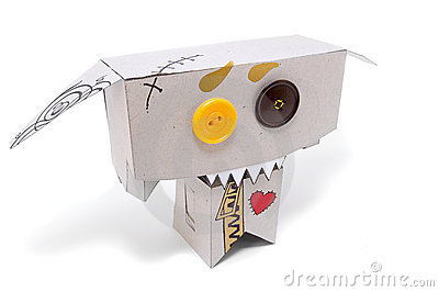 Funny toothy toy