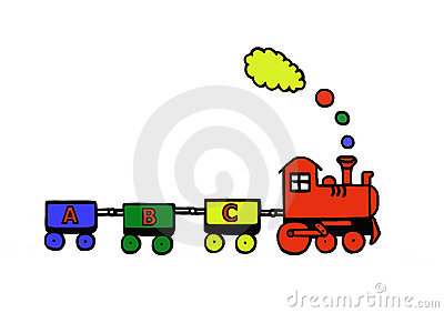 Funny train