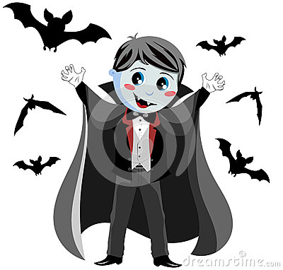 Funny Vampire Kid