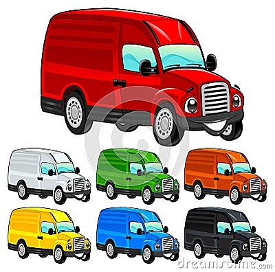 Funny van