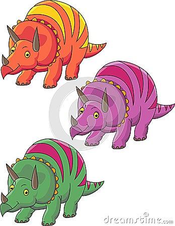 Funy Dinosaur cartoon