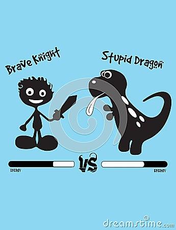 Funy fight