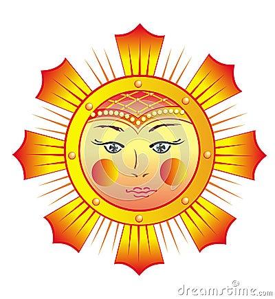 Funy Sun