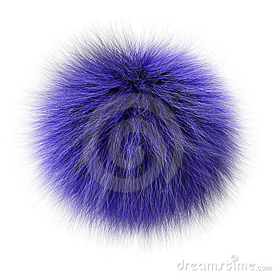 Free Fur Ball Royalty Free Stock Photo - 11050225