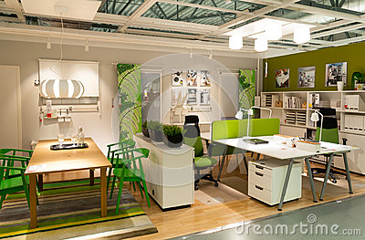 Furniture Store Ikea Editorial Stock Photo Image 36887878