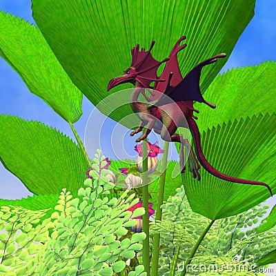 Fury Flying Dragon