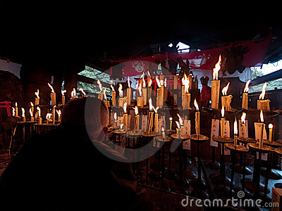 Fushimi Inari Editorial Image
