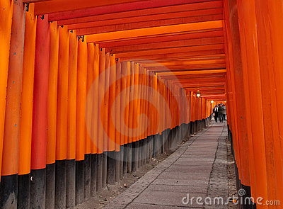 Fushimi Inari Shrine Editorial Image