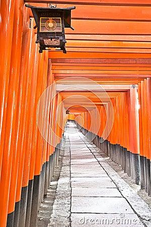 Fushimi Inari taisha-1 Editorial Image