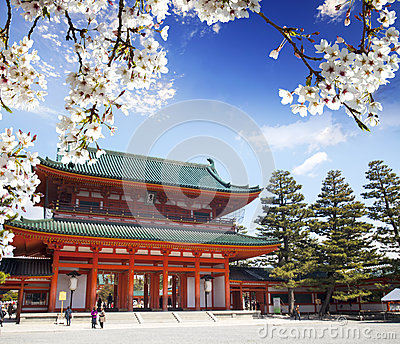 Fushimi Inari Taisha, Japan Editorial Photography