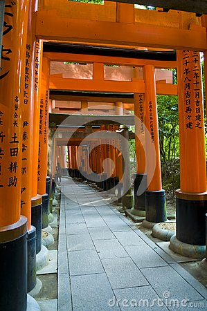 Fushimi Inari-taisha Shrine