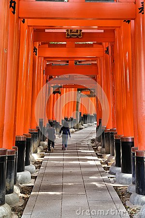 Japan - Fushimi Inari