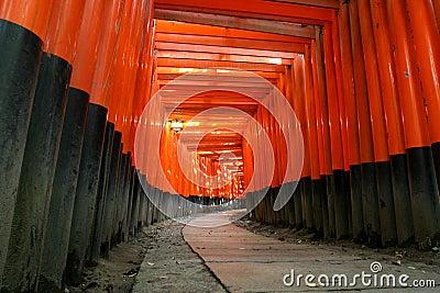 Fushimi Inari Torii Archway