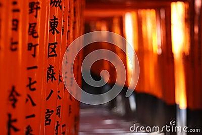 Fushimi Kyoto Japan