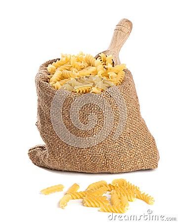 Free Fusilli Pasta Royalty Free Stock Image - 13789466