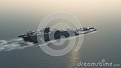 Future Battleship