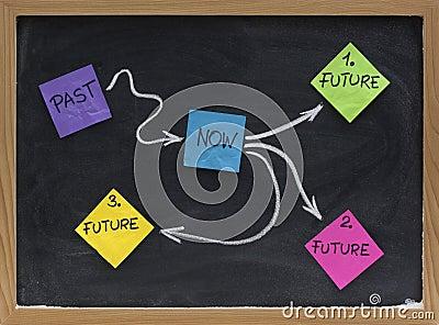 Future choices - alternative paths