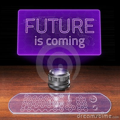 Future is coming