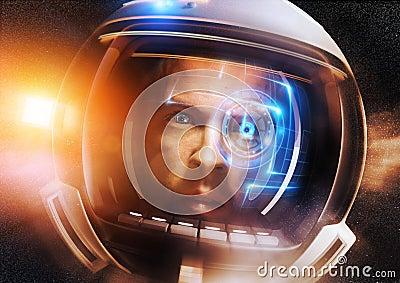 Future Scientific Astronaut