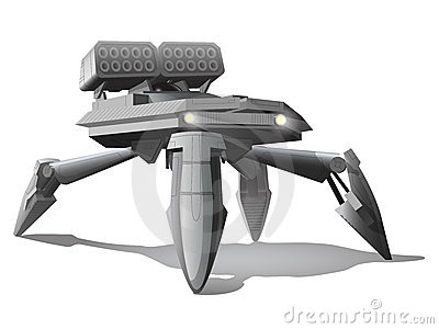 Future spider tank