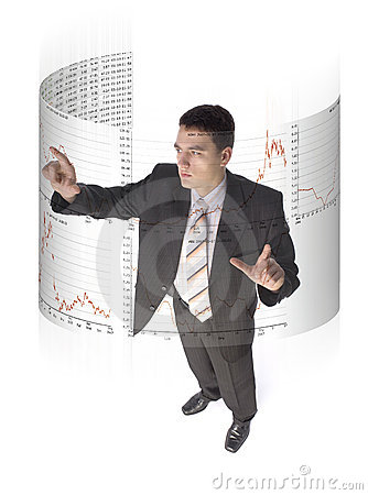 Future stock market player