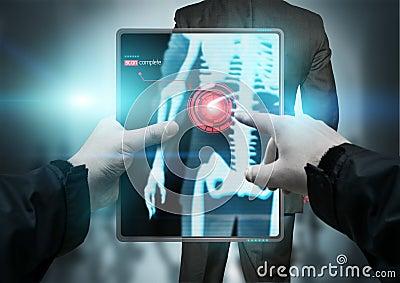 Future Technology - Body Scanner