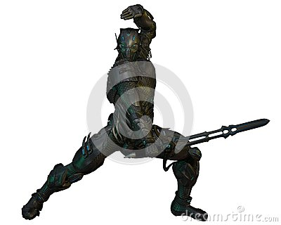 Future Warrior Knight