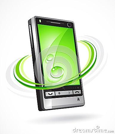 Futuristic Cellphone