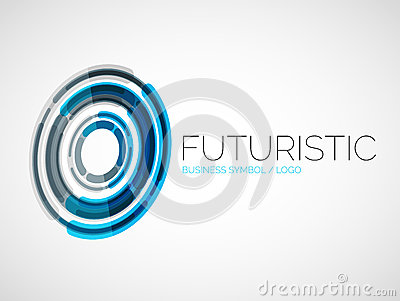 Futuristic Background For Business Card Design Stock ... |Futuristic Business Design