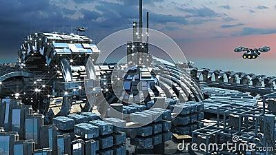 Nom Ville Science Fiction